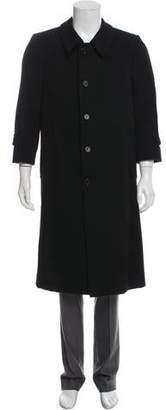 Turnbull & Asser Cashmere Overcoat