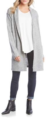 Karen Kane Hooded Cardigan Sweater