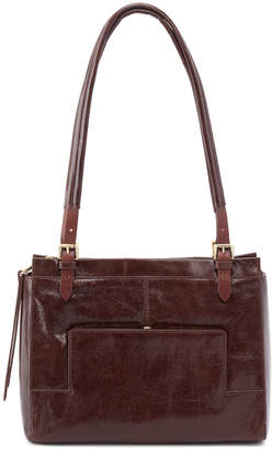 Hobo Barrow Leather Tote