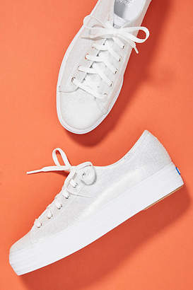 Keds Triple Kick Metallic Sneakers
