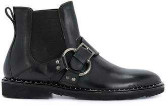 Dolce & Gabbana buckled Chelsea boots