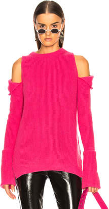 Tre By Natalie Ratabesi Zip Off Sweater