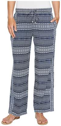 Tommy Bahama Greek Grid Pants Women's Casual Pants