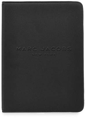 Marc Jacobs Logo Debossed Tablet Notebook