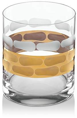 Michael Wainwright Truro Gold Double Old Fashioned Glass