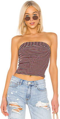 Free People Show Me Stripe Tube Top