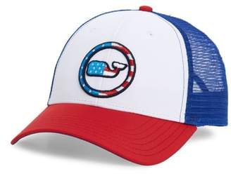 Vineyard Vines Low Pro Trucker Hat