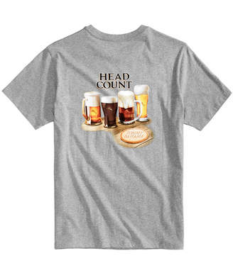 Tommy Bahama Men's Head Count Graphic-Print T-Shirt