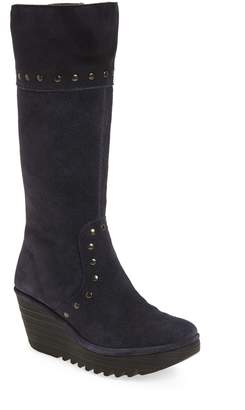 Fly London Yota Knee High Boot