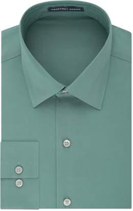 Geoffrey Beene Men's Regular-Fit Stretch Spread-Collar Dress Shirt