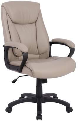 Linn Faux Leather Office Chair