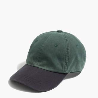 J.Crew Colorblock baseball cap