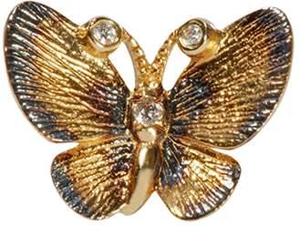 Annoushka Butterflies Single Stud Earring
