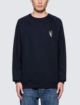 Norse Projects Ketel Crew Multi N Logo Sweatshirt