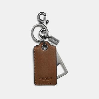COACH Coach Bottle Opener Key Ring $45 thestylecure.com