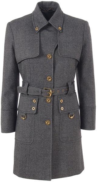 GUCCI - Military coat