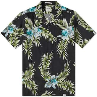 Bedwin&the Heartbreakers Bedwin & The Heartbreakers Rogers Open Collar Aloha Shirt