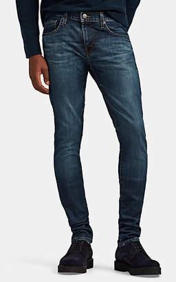 J Brand Men's Mick Skinny Jeans - Md. Blue