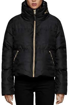 Mackage Camo Short Down Jacket