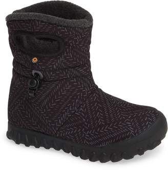 Bogs B-MOC Fleck Waterproof Insulated Faux Fur Boot