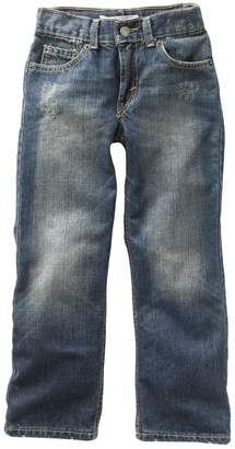 Levi's Levis Boys 4-7x 514 Straight Fit Jeans
