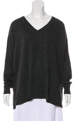 L'Agence Wool-Blend Oversize Sweater