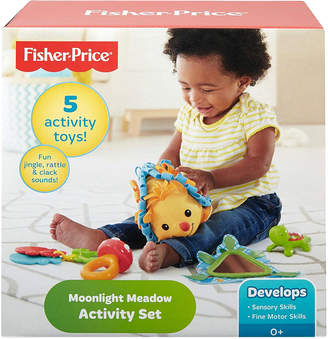 Fisher-Price 5-Piece Moonlight Meadow Activity Set