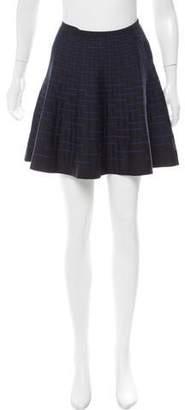 Ohne Titel Intarsia A-Line Skirt w/ Tags