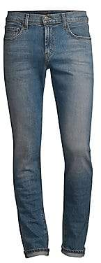 J Brand Men's Taper Tyler Distressed Slim Fit Jeans