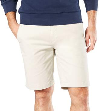 Dockers Men's Smart 360 FLEX Straight-Fit Downtime Stretch Shorts