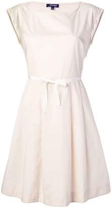 Woolrich belted short dress