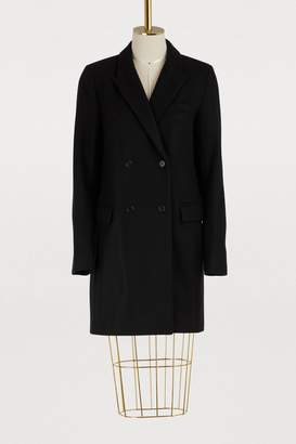 Etoile Isabel Marant Iken virgin wool coat