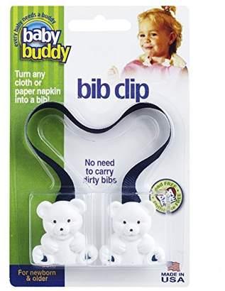 Baby Buddy Bib Clip, Navy by