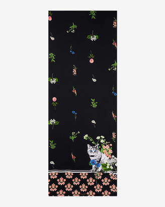 Ted Baker TTARA Florence long silk scarf