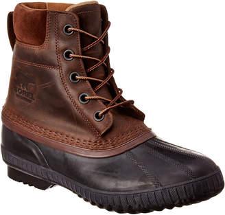 Sorel Cheyanne Ii Waterproof Leather Snow Boot
