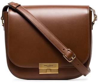 Saint Laurent Tan Betty leather cross-body bag
