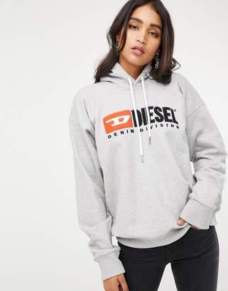 Diesel hoody with logo