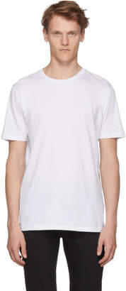 HUGO White Dero Logo T-Shirt