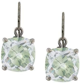 Bottega Veneta stone drop earrings