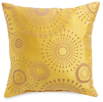 Marella Home Outfitters Flocked Cushion