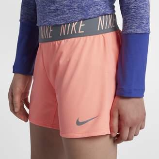 Nike Dri-FIT Trophy Big Kids' (Girls') Training Shorts