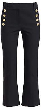 Derek Lam 10 Crosby Women's Robertson Crop Flare Pants