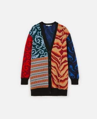 Stella McCartney Multicolor Knit Cardigan, Women's