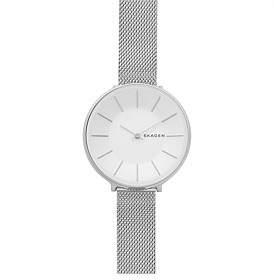 Skagen Karolina Steel-Mesh Watch