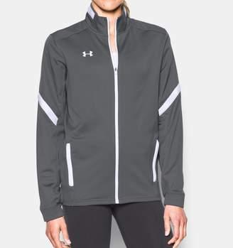Under Armour Women's UA Qualifier Knit Warm-Up Jacket
