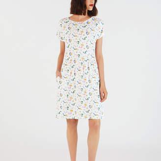 Cath Kidston Mermaids Short Sleeve Dress