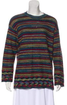 Missoni Long Sleeve Knit Sweater