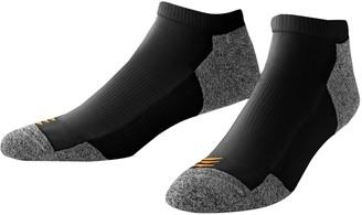 PowerSox By Goldtoe Men's by GOLDTOE 3-pack Power-Lites No-Show Socks