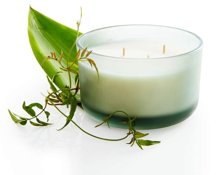 Sea Grass Filled 3-Wick Candle