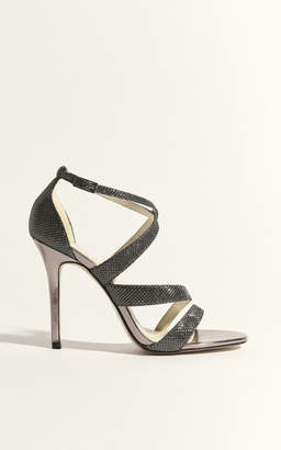 Karen Millen Heeled Strappy Sandals